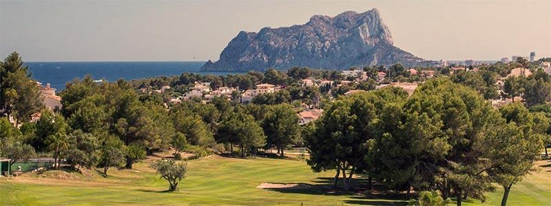 Golf en Benissa