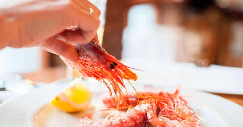 Comer marisco en Calpe es uno de los placeres que puedes disfrutar en la mayoría de los restaurantes de la zona.